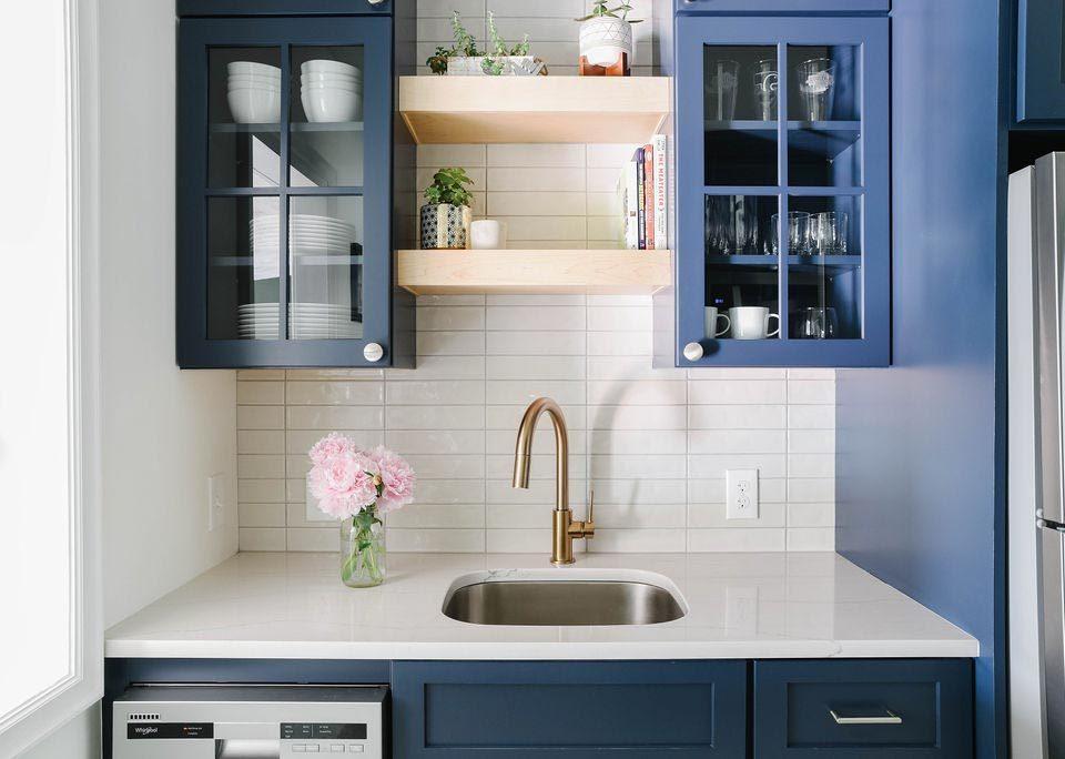 Kitchen blueberry